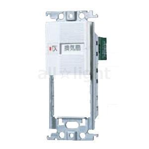 パナソニック コスモシリーズワイド21 埋込電子換気扇遅れ停止スイッチ 換気扇2箇所操作スイッチ+スイッチスペース ホワイト WTC53525WK alllight