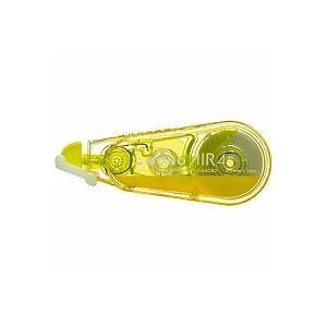 【× 2個パック 】【トンボ鉛筆】MONO AIR 修正テープ モノエアー 4  (ライム)  トンボ鉛筆|allmail