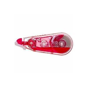 【× 2個パック 】【トンボ鉛筆】MONO AIR 修正テープ モノエアー 6  (ピンク) 【× 2個パック 】 トンボ鉛筆|allmail