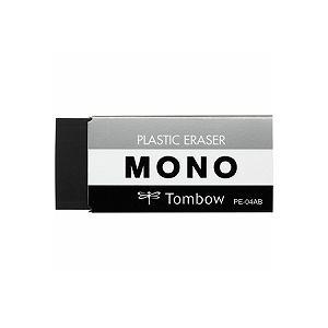 【× 3個セット 】消しゴムモノPE04ブラック PE-04AB   トンボ鉛筆|allmail