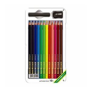 三菱鉛筆 色鉛筆 890 スタンダード 12色 K89012CS (2セット)/メール便送料無料|allmail