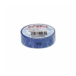 ニチバン ビニールテープ VT-19 青 メール便発送の商品画像