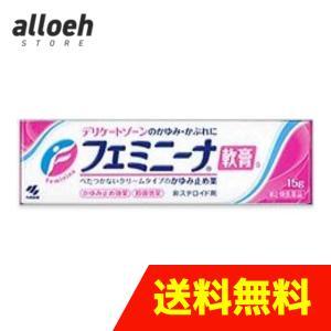 フェミニーナ軟膏S 15g 小林製薬 【第2類医薬品】|alloeh