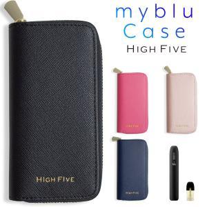 マイブルー ケース myblu 専用 コンパクト 手帳型 【ブランド】HIGH FIVE  【機能】...