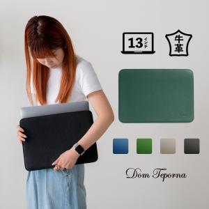 牛革 macbook pro 13 ケース ノートパソコン ケース 13.3 inch インナー ケ...