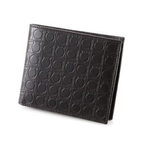フェラガモ 二つ折り財布(小銭入れ付き) 16秋冬モデル FG-091|allzoo