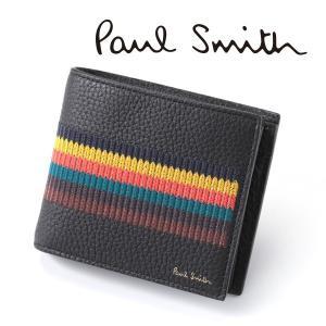 8b6f5871e721 ポール・スミス メンズ二つ折り財布(収納カード枚数:20~30枚未満)の ...