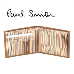 4b09964e763f ポールスミス 二つ折り財布(小銭入れ付き) 19春夏モデル PS-630