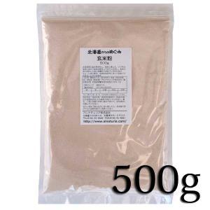 玄米粉 500g