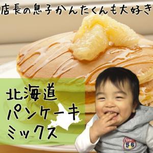 北海道 パンケーキミックス 900g(送料無料 メール便)アルミフリー パンケーキ ミックス粉 北海道産 小麦粉 alnaturia