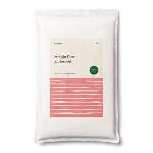 小麦粉 薄力粉 有機きたほなみ 2kg 北海道産