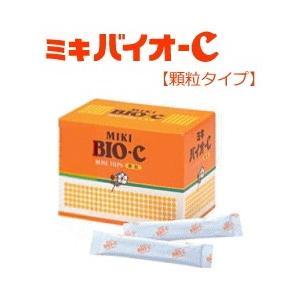 三基商事/ミキプルーン ミキ バイオC(顆粒タイプ) 120g|alnet-shop