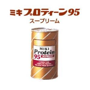 ミキプロティーン95 スープリーム 425g  三基商事 ミキプルーン|alnet-shop