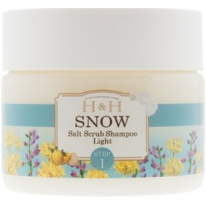 H&H SNOW ソフトスクラブシャンプー Light 200g|alnet-shop