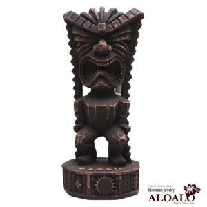 ハワイ ティキ Mサイズ  God of money TIKI雑貨 フィギア 「金銭の神」 置物 古...