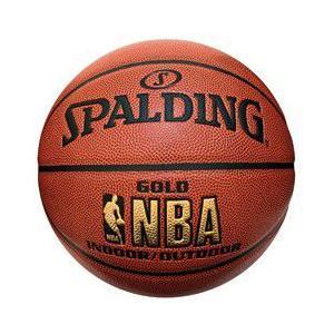 【スポルディング】SPALDING バスケットボール7号 GOLD 74-077J【商品代引き不可】 aloha-fit