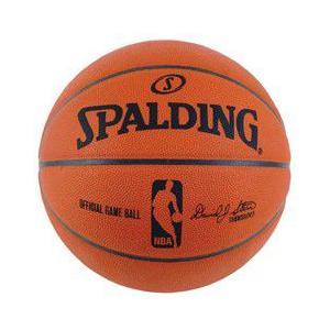 【スポルディング】SPALDING バスケットボール7号 オフィシャルNBAゲームボール 74-233Z【商品代引き不可】 aloha-fit