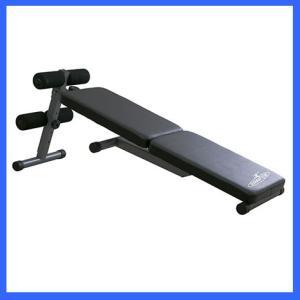 【カワセ】フラット&シットアップベンチ IMC-84 腹筋トレーニング器具〈代引き不可〉|aloha-fit