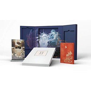 Final Fantasy XV Official Works Limited Edition【並行...