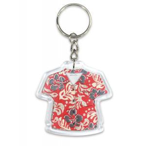 ハワイ キーホルダー キーチェーン ハワイアン 雑貨 アイランドヘリテージ Key Chain Holder アロハシャツ アロハ|alohahiyori