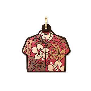 ハワイ キーカバー Hawaii Key Cover Aloha Shirt Red アロハシャツ レッド|alohahiyori