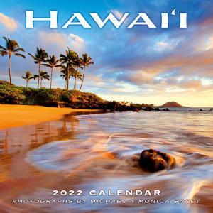 2022年版 ハワイ デラックスカレンダー 12ヶ月 壁掛けカレンダー HAWAII|alohahiyori