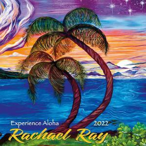 2022年版 ハワイ デラックスカレンダー 12ヶ月 壁掛けカレンダー Experience Aloha Rachael Ray|alohahiyori