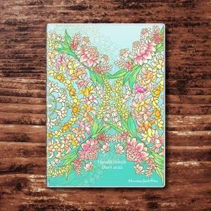 予約受付中 ハワイ手帳ミニ2022 KAN|alohahiyori