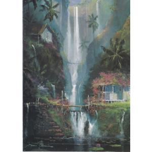 ハワイ グリーティングカード メッセージカード ハワイアンカード Peaceful Rhythms alohahiyori
