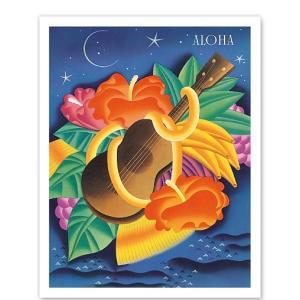 ハワイ ジークレー アート The Essence Of Aloha alohahiyori