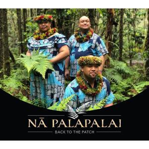 2枚で送料無料 Back To The Patch / Na Palapalai(バック トゥー ザ...
