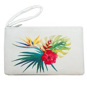 トロピカル クラッチバック バード オブ パラダイス tropical cluthes bird of paradise alohahiyori
