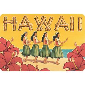 ハワイ ポストカード ビンテージカード Hawaii by Kerne Erickson alohahiyori
