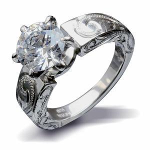 ハワイアンジュエリー リング グラマラスな輝き スワロフスキーCZダイヤ(キュービックジルコニア) プリンセスリング ari1052|alohamana