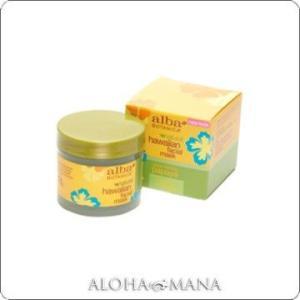【完売】Alba Botanica アルバボタニカ Pore-Fecting Papaya Enzyme Facial Mask ハワイアン フェイシャルマスク PE パパイヤ(85g) xzs1088|alohamana