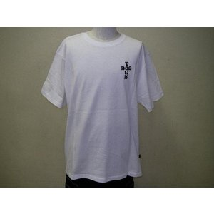 DOG TOWN ドッグタウン 半袖Tシャツ ホワイト 龍柄|alor21