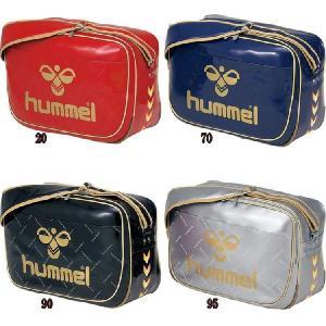 hummel ヒュンメル MULTIエナメルショルダーバッグL  HFB3053【4色展開】|alor21