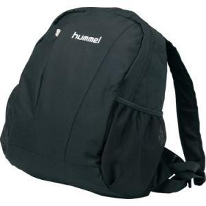 hummel ヒュンメル デイパック・ザック 【バッグ・リュックサック】HFB4023 90.ブラック|alor21