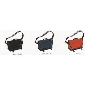 KAPPA カッパ メッセンジャーバッグ Lサイズ KLMA5Y27【全3色】|alor21