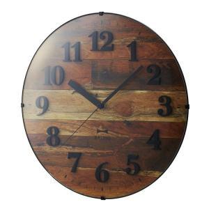 壁時計 電波時計 BURUNO (ブルーノ) ...の詳細画像1