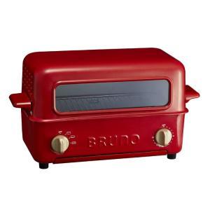 オーブントースター トップオープン式 BRUNO ブルーノ ...