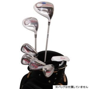 Wilson ウイルソン ティアラ IS ハーフセット 7本クラブ レディース ゴルフ