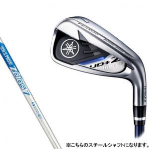 ヤマハ インプレス inpres UD+2 アイアンセット ゴルフ N.S.PRO ZELOS7 4...