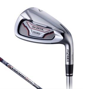 ホンマゴルフ Be ZEAL535 ビジール アイアンセット 5本セット 6〜10 VIZARD f...
