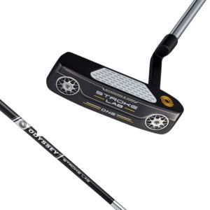 オデッセイ ストロークラボ ブラックシリーズ ONE ワン ゴルフ パター 2020年モデル メンズ...