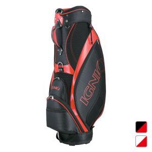 イグニオ キャディーバッグ IG-0B1035CB 9型 メンズ ゴルフ IGNIO