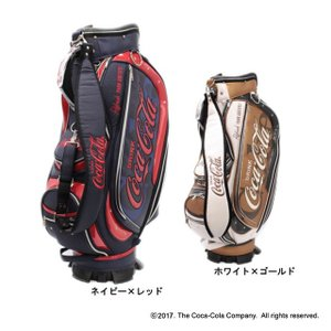 コカ・コーラ CC-195-CB キャディバッグ 9型 キャディバッグ メンズ ゴルフ golf5