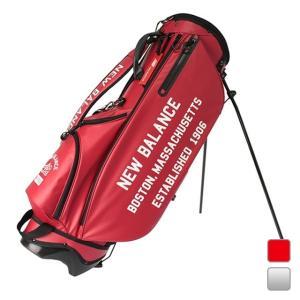 ニューバランス リップTPU加工 スタンドキャディバッグ 0128980003 ゴルフ New Balance