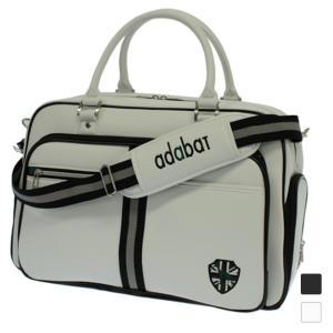 アダバット ABB303WH メンズ ゴルフ ボストンバッグ...