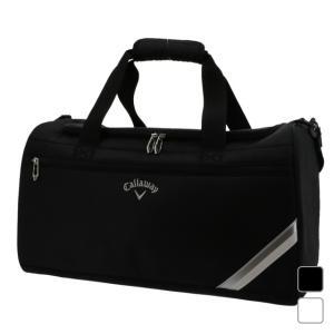 キャロウェイ TR CG SPORT BOSTON 21 JM 4518294348 側面にシューズポケットを完備 メンズ ゴルフ ボストンバッグ Callaway|アルペン PayPayモール店